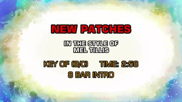 Mel Tillis - New Patches