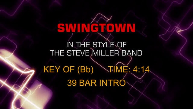Steve Miller Band - Swingtown