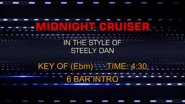 Steely Dan - Midnight Cruiser