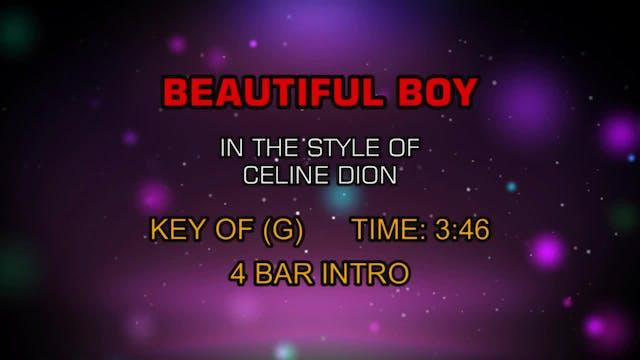 Celine Dion - Beautiful Boy
