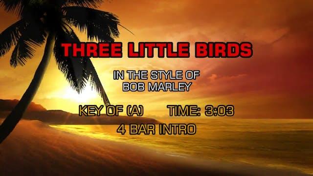 Bob Marley And The Wailers - Three Li...