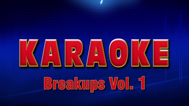 Lightning Round Karaoke - Breakups Vol. 1