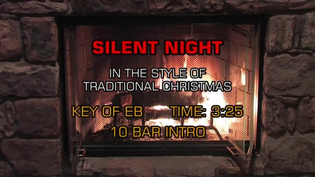 Kids Christmas - Silent Night