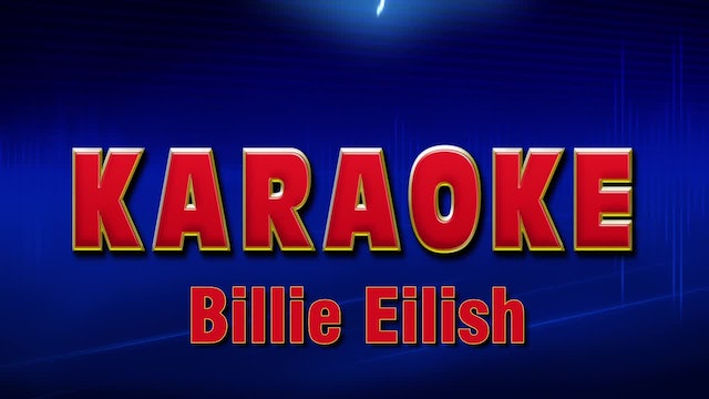 Lightning Round Karaoke - Billie Eilish