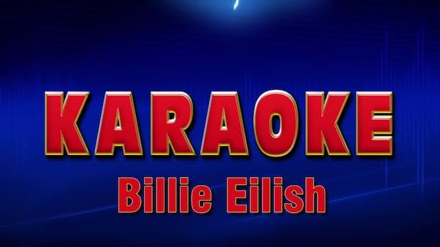 Lightning Round Karaoke - Billie Eilish