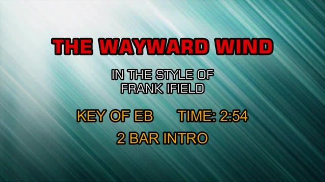 Frank Ifield - Wayward Wind, The