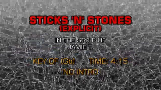 Jamie T. - Sticks 'N' Stones (explicit)