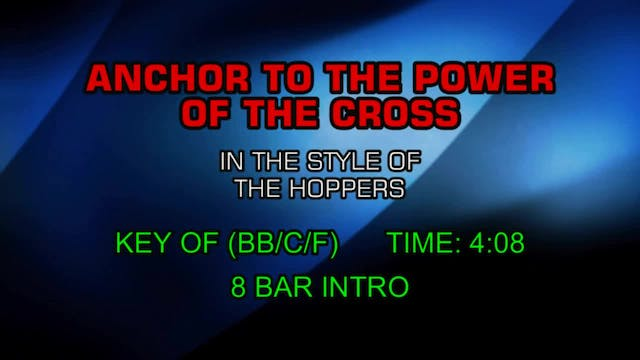Hoppers, The - Anchor To The Power Of...