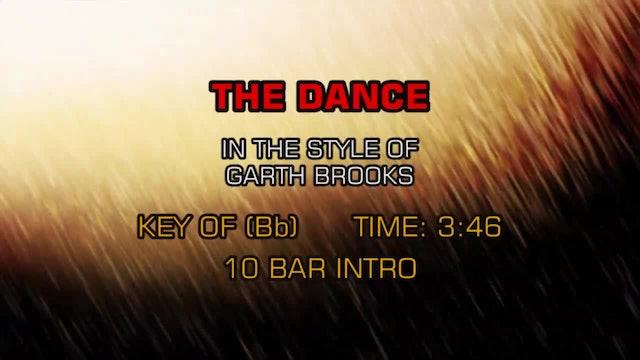Garth Brooks - The Dance