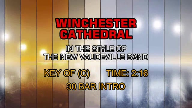 New Vaudeville Band, The - Winchester...