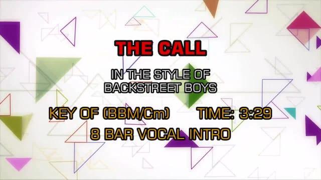 Backstreet Boys - Call, The