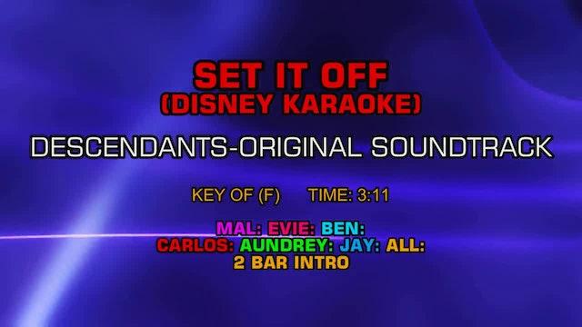 Descendants-Original Soundtrack - Set it Off