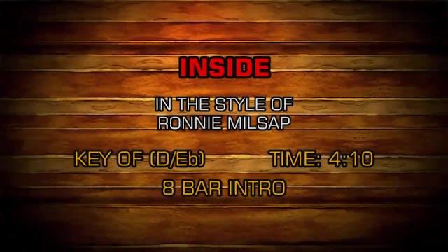 Ronnie Milsap - Inside