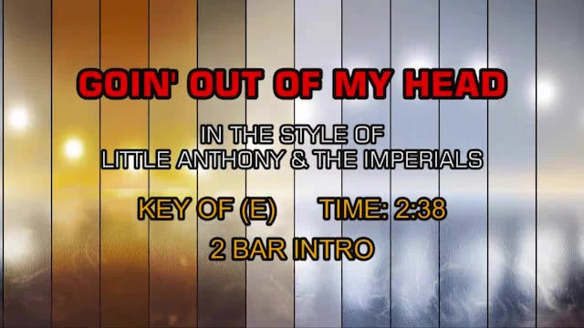 Little Anthony & The Imperials - Goin...