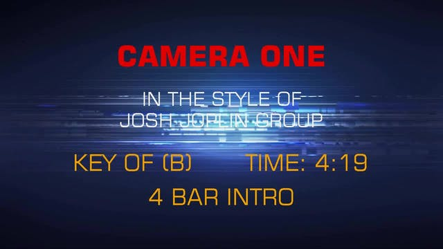Josh Joplin Group - Camera One