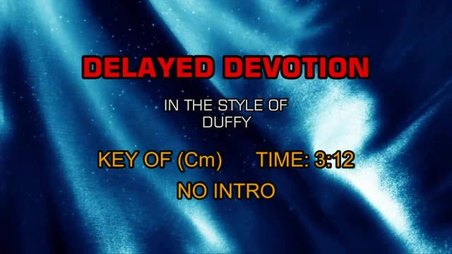 Duffy - Delayed Devotion