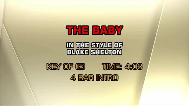 Blake Shelton - Baby, The