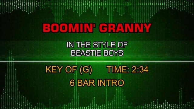 Beastie Boys - Boomin' Granny