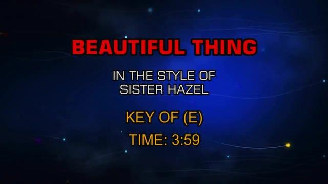 Sister Hazel - Beautiful Thing