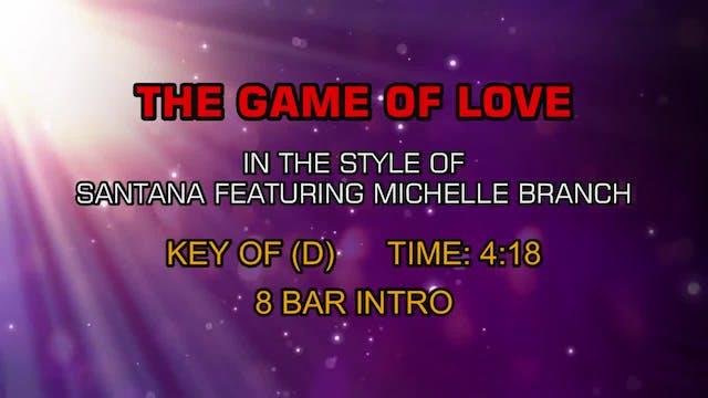 Santana (feat. Michelle Branch) - Gam...
