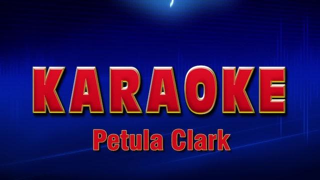 Lightning Round Karaoke - Petula Clark