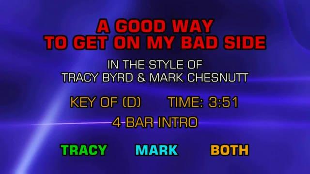 Tracy Byrd & Mark Chesnutt - A Good W...