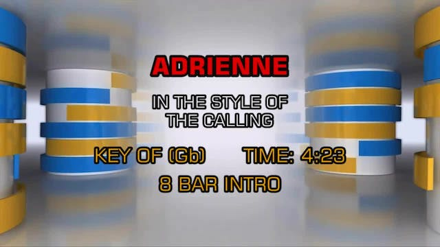 Calling, The - Adrienne