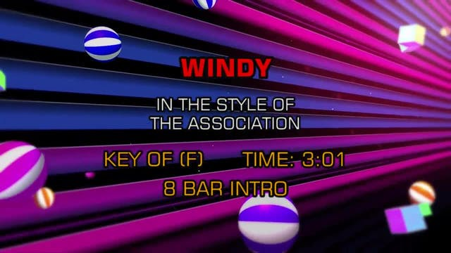 Association, The - Windy