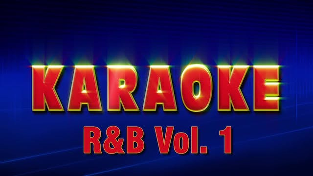 Lightning Round Karaoke - R&B Vol.. 1