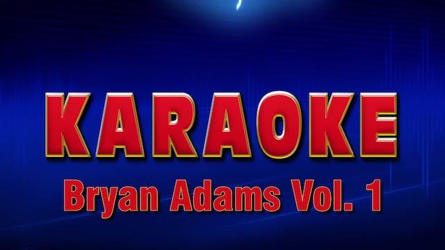 Lightning Round Karaoke - Bryan Adams...
