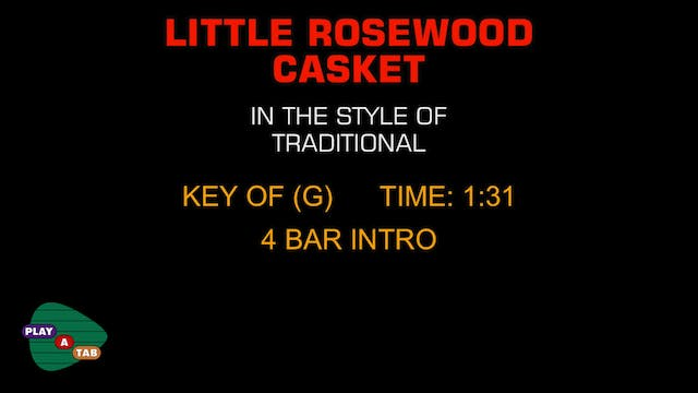 Traditional Gospel - Little Rosewood ...