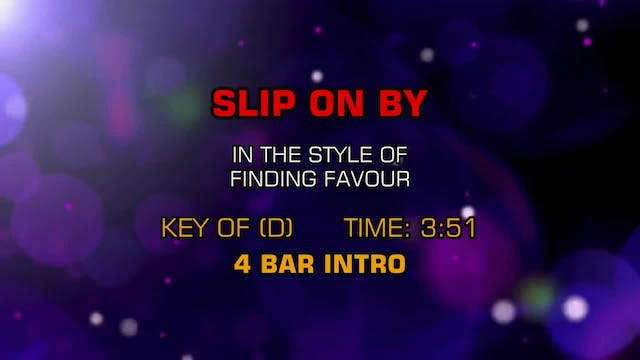 Finding Favour - Slip On By
