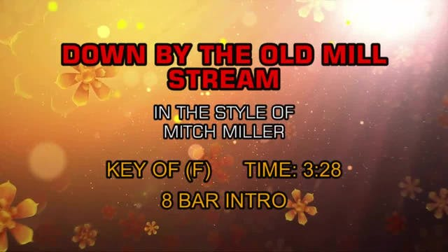 Mitch Miller - Down By The Old Mill S...