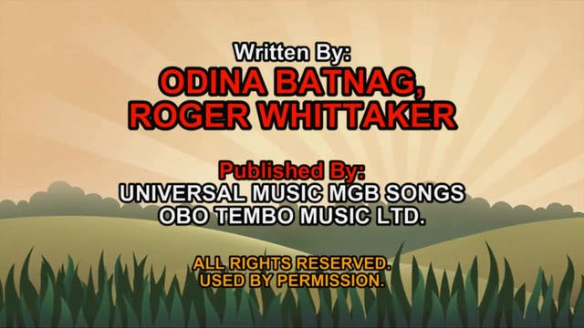 Roger Whittaker - I Am But A Small Voice