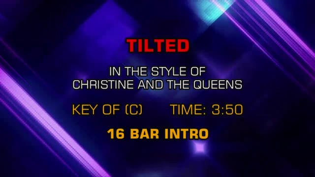 Christine And The Queens - Tilted