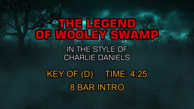 The Charlie Daniels Band - The Legend...