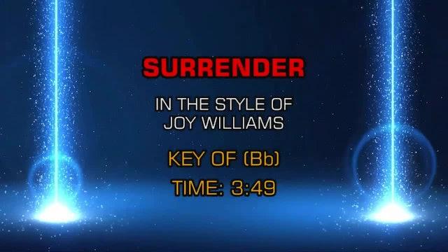 Joy Williams - Surrender