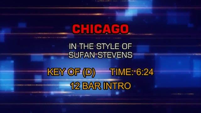 Sufan Stevens - Chicago