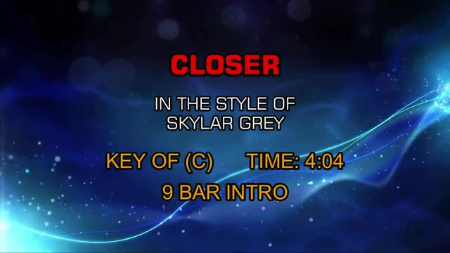 Skylar Grey - Closer