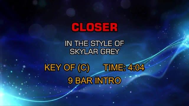 Skylar Grey - Closer