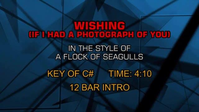 Flock Of Seagulls, A - Wishing (If I ...