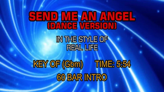 Real Life - Send Me An Angel (Dance Version)
