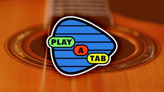 Play-A-Tab Guitar Karaoke