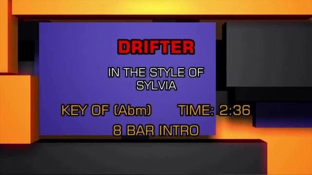 Sylvia - Drifter
