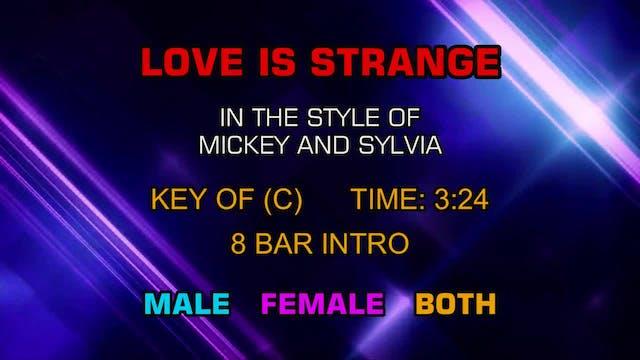 Mickey And Sylvia - Love Is Strange