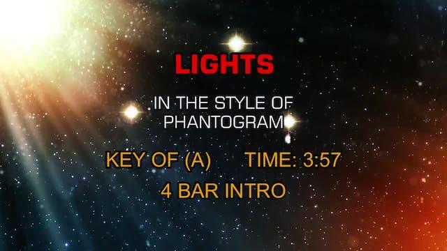 Phantogram - Lights