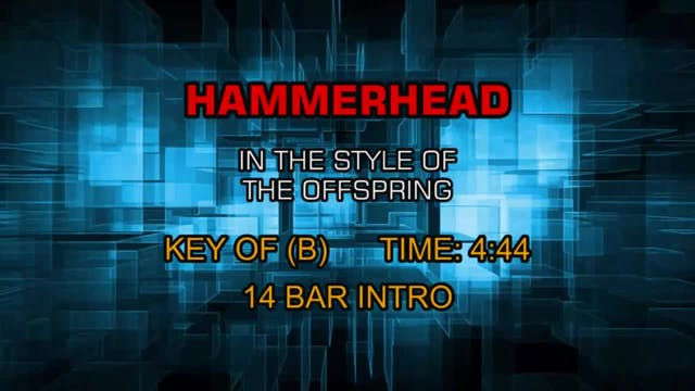 Offspring, The - Hammerhead