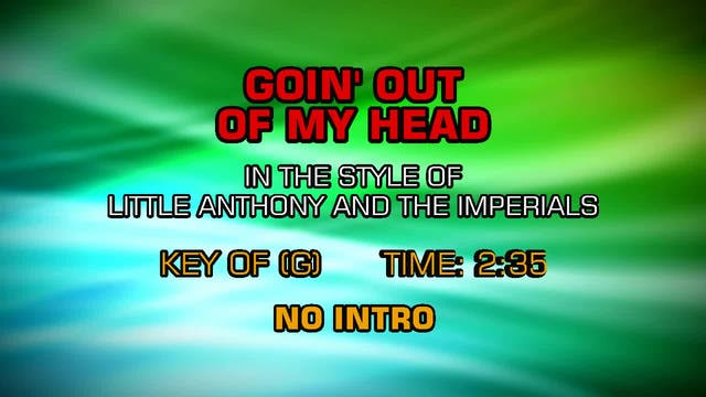 Little Anthony And The Imperials - Go...