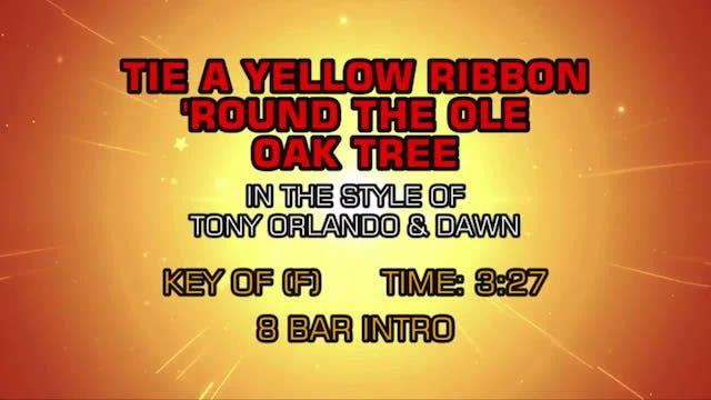 Tony Orlando & Dawn - Tie A Yellow Ri...