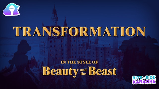 BSK - Beauty And The Beast - Transformation